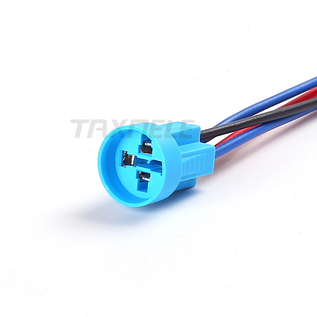 12mm cable socket for metal push button