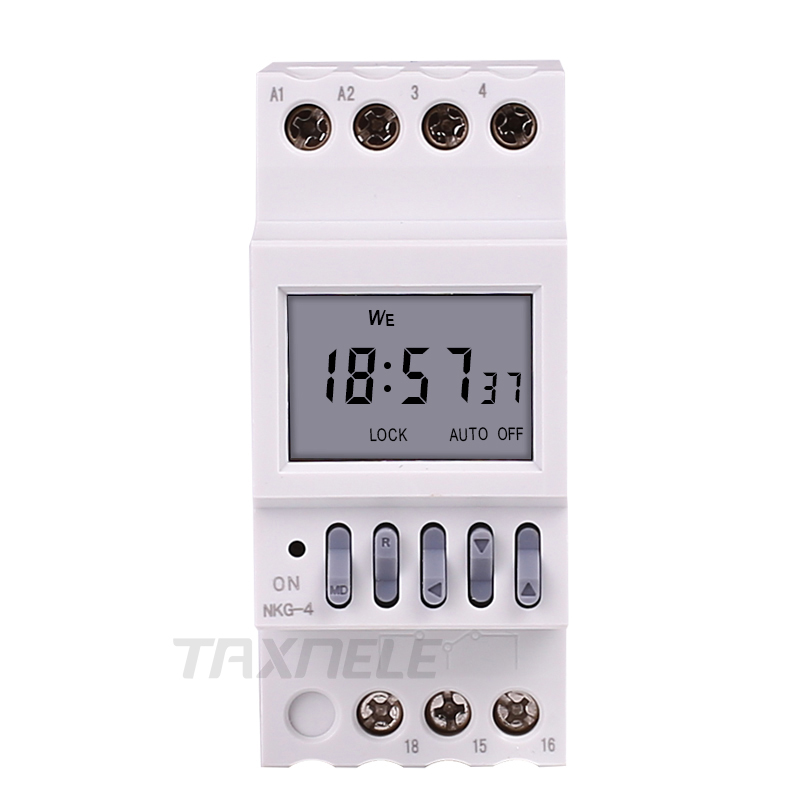 NKG-4 School Factory Bell Timer Switch