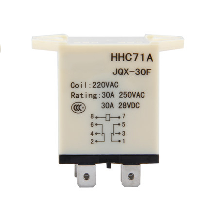 JQX-30F power relay